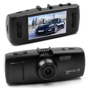 Super-HD-2304-1296P-GS6000-Ambarella-A7-Car-Cam-DVR-Recorder-WDR-GPS-Gsensor