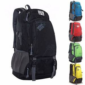 Sports Outdoor Hiking Camping Gym Backpack Shoulder Bag FREE POST Nunawading Whitehorse Area Preview