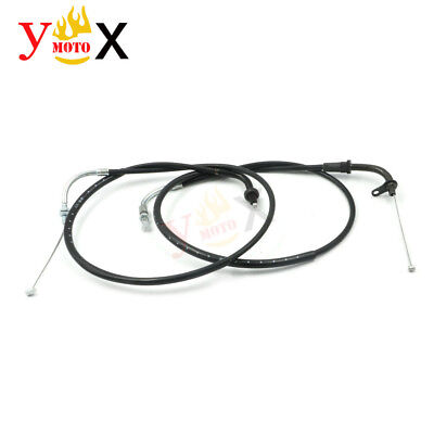 DS 650 400 Pull Push Throttle Control Cable Wire For Yamaha V-star Drag Star XVS for sale  Shipping to Canada
