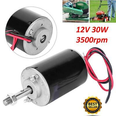 12v 30w Permanent Magnet Electric Dc Motor High Speed Cwccw For Generator