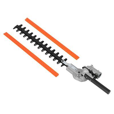 7 Teeth Universal Hedge Trimmer Powerful Blade Garden Grass Shrubs Brush Cutter