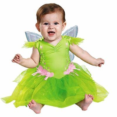 Disney Baby Infant Girls Tinkerbell Halloween Costume Fairy
