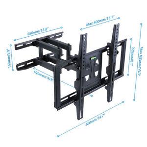 Tilt & Swivel TV Wall Bracket Mount Samsung LG 32 42 46 47 48 49 50 52 55