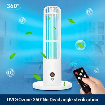 20W UVC Sterilisation Lampe UVC-keimtötende Desinfektions Geruchsentfernung