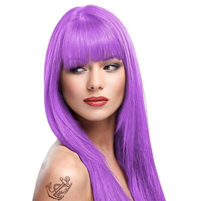 La Riche Directions Lavender Vivid Colour Semi-Permanent Hair Dye 88ml, used for sale  Shipping to Ireland