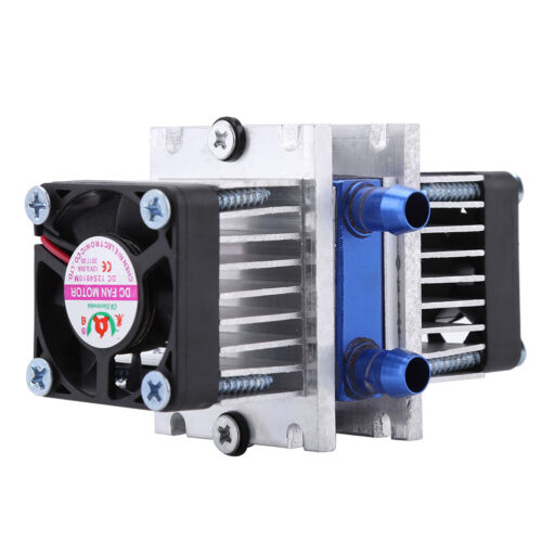 144W Thermoelectric Peltier Refrigeration TEC1-12706 Cooler+water cooling System