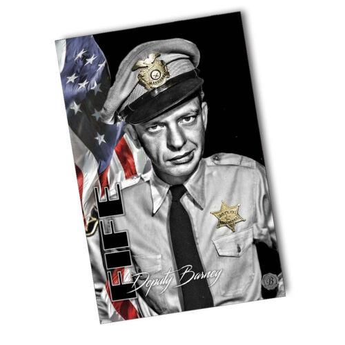 Mayberry NC 11x17 Poster Deputy Barney Fife Sheriff Taylor Law Enforcement