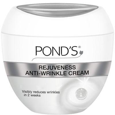 Ponds Rejuveness Anti Wrinkle Cream Reduce Visible Lines   Skin Renew   1 75Oz