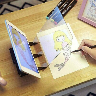 12'' Drawing Optical Projector Reflection Painting Board Gifts for Children