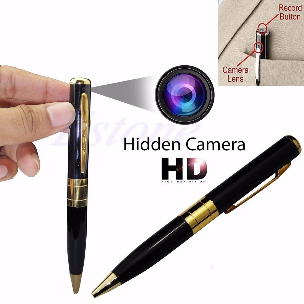 Mini DV DVR Cam Hidden Spy Pen Video Camera Recorder 1280*960 Spy Camcorder New