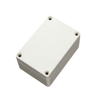 Waterproof Plastic Electrical Junction Wiring Box 84x58x34mm Connection Case New