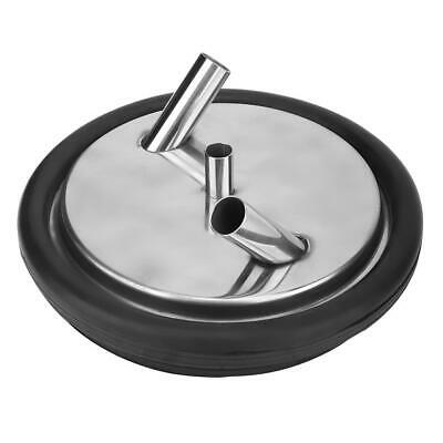 Stainless Steel Transparent Milk Bucket Lid And Gasket For Milking Machine Home