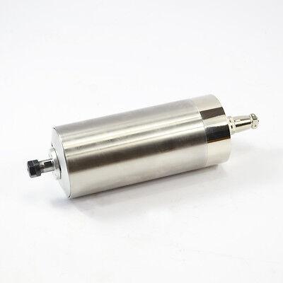 110v 1.5kw Huan Yang Water-cooled Spindle Motor 80mm Engrave Mill Grind Cnc