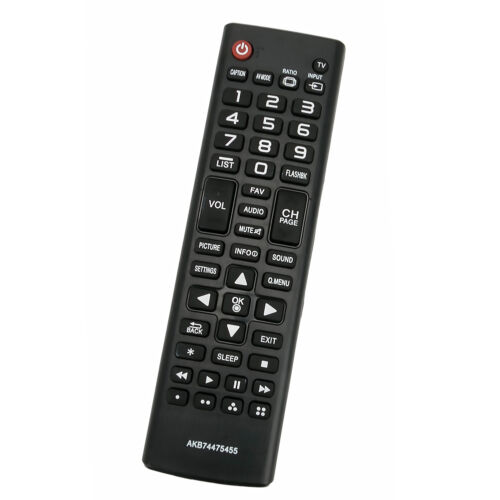 New Replacement Remote For Lg Tv 32lb520b 60lb5200 65lb5200 32lf500b