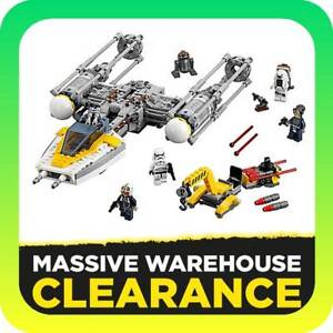 LEGO Star Wars Y-Wing Starfighter 75172 Tullamarine Hume Area Preview