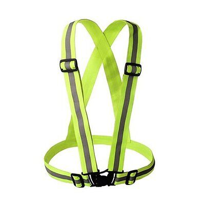 Reflective Safety Vest-stay Safety for Outdoor Activities Business & Industrial