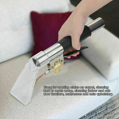 Carpet Cleaning High Temperature Cleaner Furniture Upholstery Manual Extractor