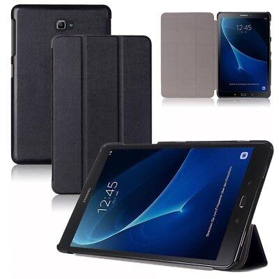 Tablet Tasche für Samsung Galaxy Tab A6 10.1 Hülle Schutz Case Cover Schwarz Bag