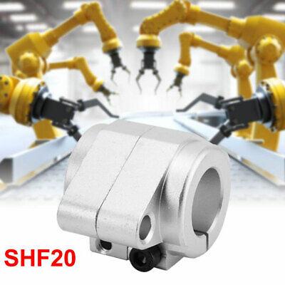 4pcs Shf20 Linear Rod Rail High Strength Aluminum Alloy Shaft Support Cnc Route