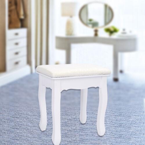 schminktisch hocker sitzbank sitzhocker holzhocker stuhl. Black Bedroom Furniture Sets. Home Design Ideas