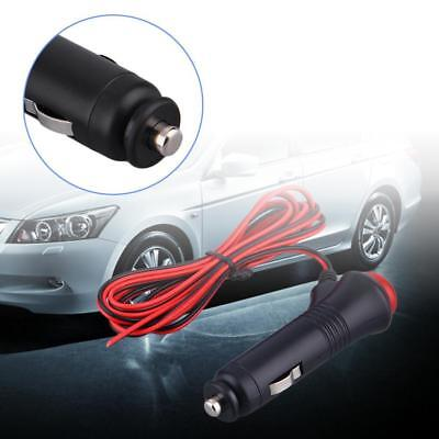 Socket Wire (12V Male Car Cigarette Lighter Socket Plug Connector 1.5m Opper wire With Switch)