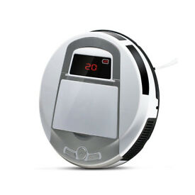 Robot Vacuum Cleaner Carpet Robotic Hoover Cleaning Automatic Vacuums Floor Compact