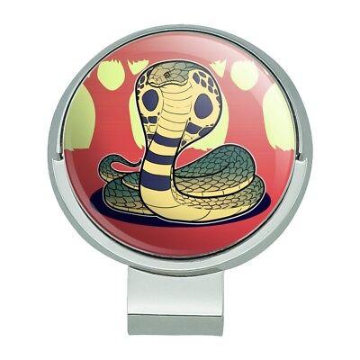 cobra snake golf hat clip with magnetic