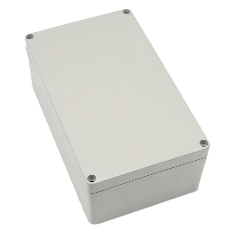 Gray-white Waterproof Plastic Project Box Enclosure 200*120*75MM ED