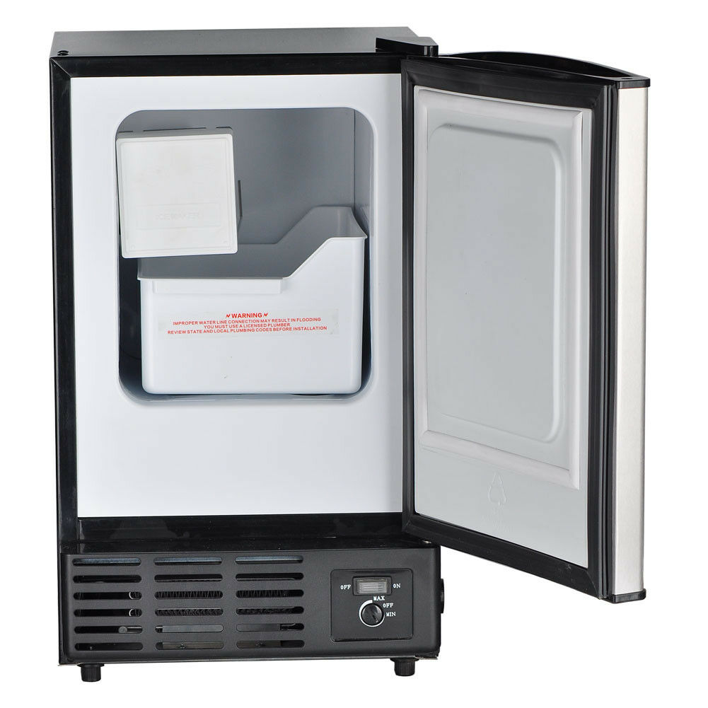 Smad Built-In Commercial Ice Machine Restaurant Undercounter