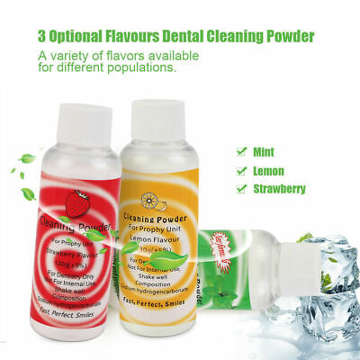 Dental Cleaning Powder Prophy Mate Air Jet Polisher Cleaning Tooth Powder 130g
