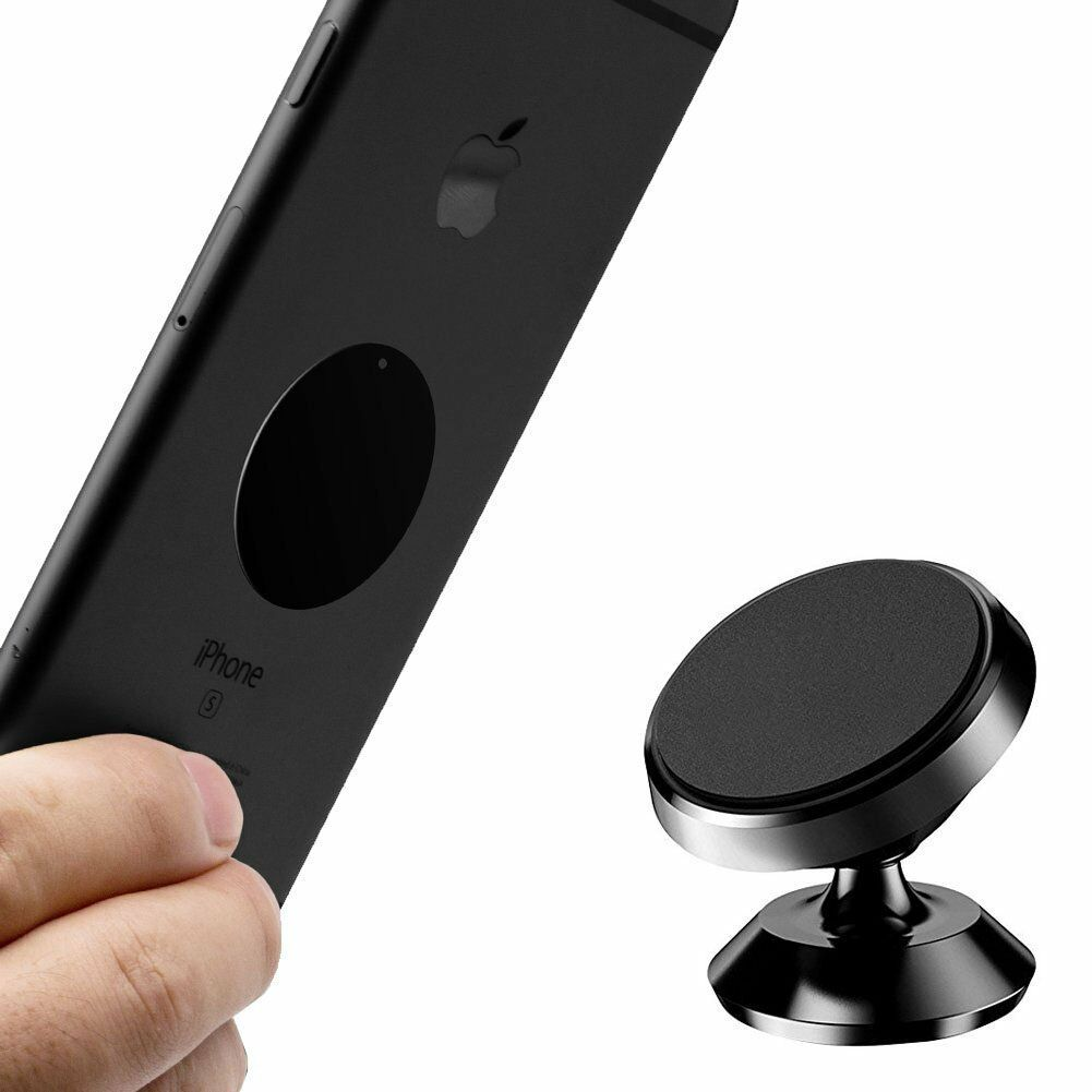 360 Degree Magnetic Car Dash Mount Ball Dock Holder For Cell Phone Universal Cell Phone Accessories