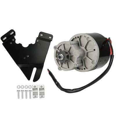 Motor cepillado eléctrico de reducción de engranaje de 12V 250W con reductor