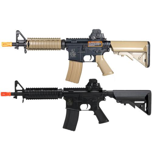 COLT Licensed CQBR SOPMOD AEG Airsoft Rifle w/ Metal Gearbox by CYBERGUN