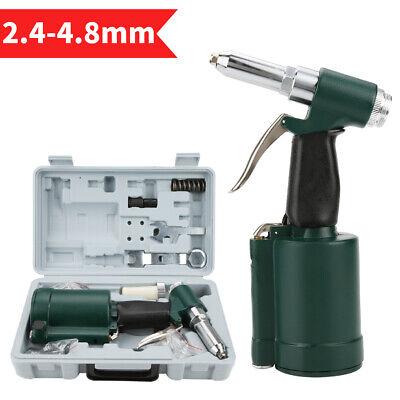 Pneumatische Geräte (Druckluft Nietpistole Nietgerät pneumatisch Nietzange Blindnieten 2,4 - 4,8 mm #)