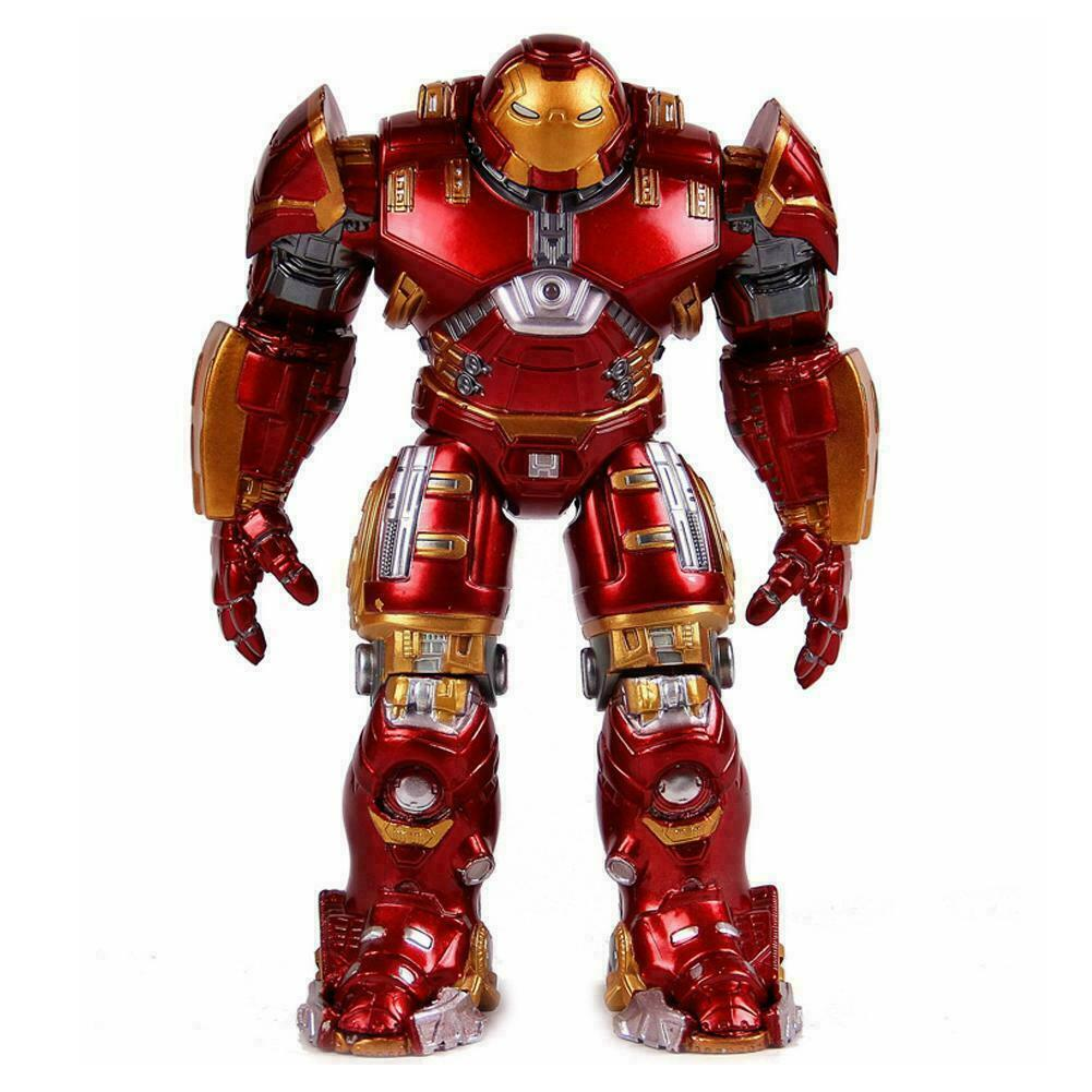 Hulkbuster Marvel Avengers Ultron Iron Man Hulk Buster Party Metal Action Figure Action Figures