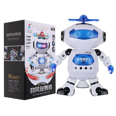 8 Year Old Girls (Toys For Boys Girls Robot Kid Toddler Robot 3 4 5 6 7 8 9 Year Old Age Cool)