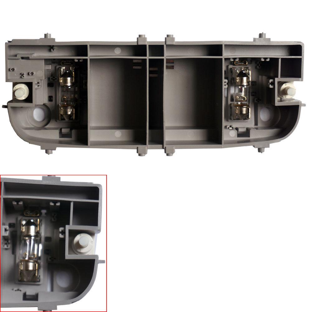 New 34404-SDA-A21 Center Map Light Base Unit Fit CR-V Accord TSX Pilot Ridgeline
