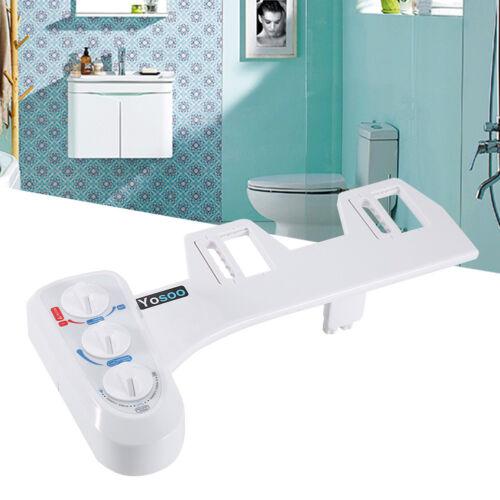 3 Switch Dual Nozzle Water Spray Non-Electric Bidet Toilet S