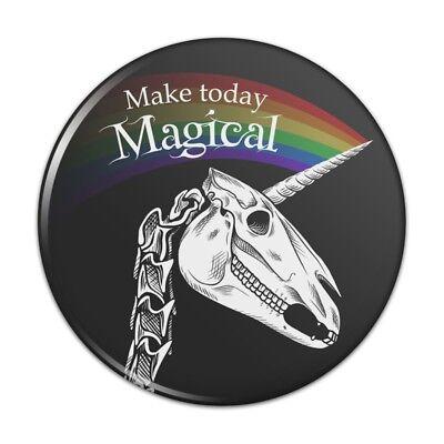 Skeleton Hand Makeup (Make Today Magical Skeleton Unicorn Compact Pocket Purse Hand Makeup)