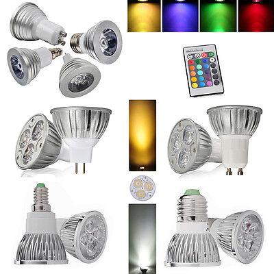 Led-spot-licht (GU10 MR16 LED Spot Licht Lampe Strahler Leuchte Leuchtmittel Warmweiß 3W 4W 6W8W)