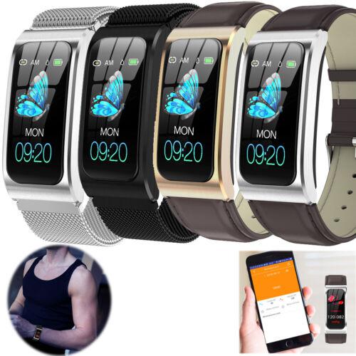 2019 Women Men Smart Watch IP68 waterproof Heart Rate Stopwa