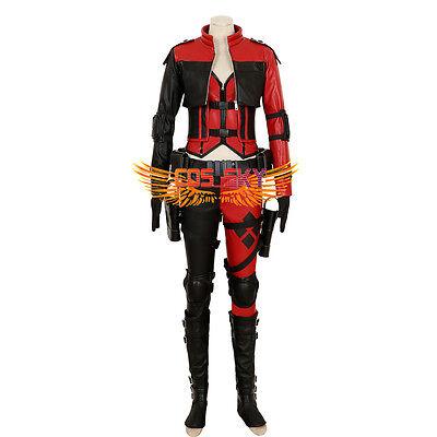 Injustice 2 Harley Quinn Costume Harleen Quinzel Cosplay Halloween ](Halloween 2 Harley)