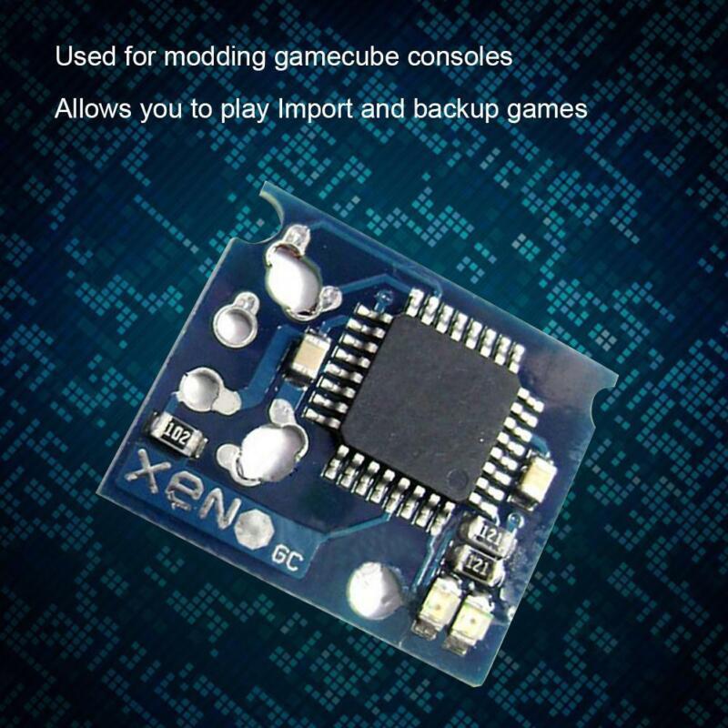 XENO Mod GC Direct-reading Chip NGC for Modding Nintendo Gamecube Consoles Chip-