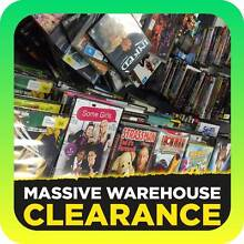 WHOLESALE 600x DVD Movies - Great for Resell EBAY MARKETs Tullamarine Hume Area Preview