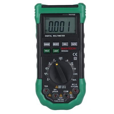 Mastech Ms8268 Series Digital Acdc Auto Manual Range Digital-multimeter
