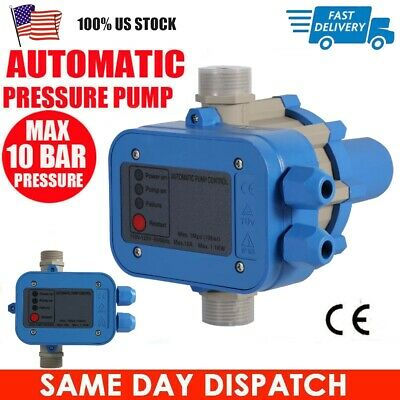 Pro 110v Automatic Electronic Switch Control Water Pump Pressure Controller