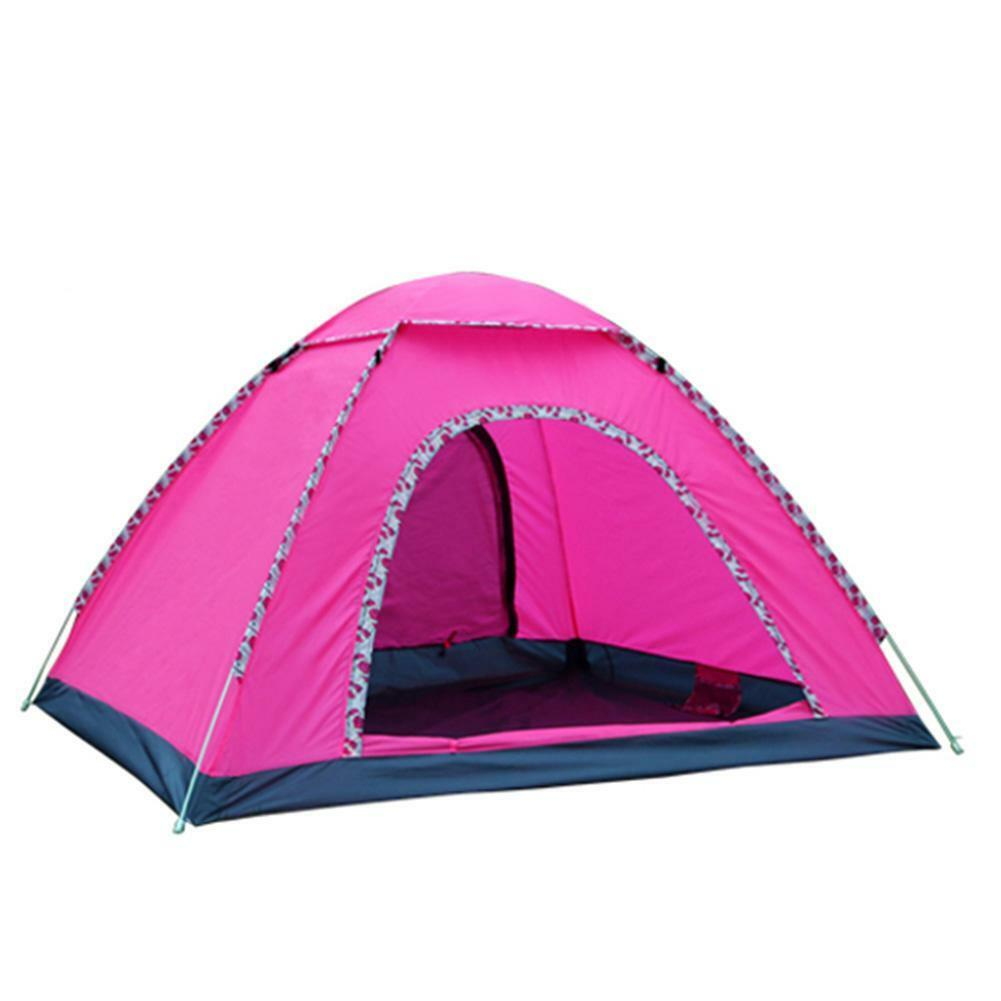 Waterproof Pop Up Shelter : Person tent automatic pop up quick shelter outdoor