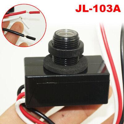 Jl-103a Led Photocell 120v Resistor Photo Light Switch Dusk Sensor Photoelectric