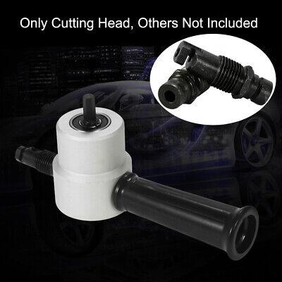 Electric Double Head Sheet Metal Cutting Nibbler Saw Cutter