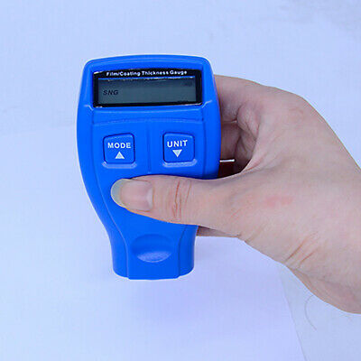 Paint Film Meter Tester Coating Measure Thickness Gauge Digital Portable Mini